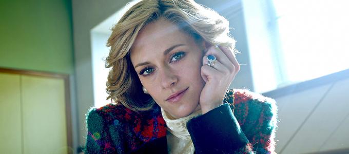 Kristen Stewart aparece como Princesa Diana em nova imagem oficial de Spencer