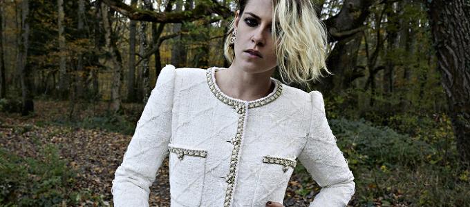 Kristen Stewart compartilha suas memórias fashion com a Vogue França
