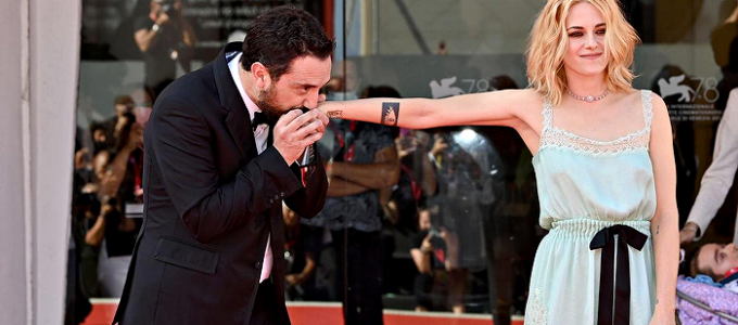 "Pablo Larraín: ""Kristen Stewart é como um milagre."""
