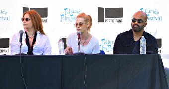 Kristen Stewart participa de seminário no Telluride Film Festival
