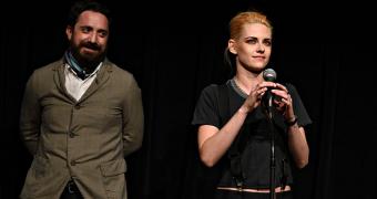 Kristen Stewart e Pablo Larraín participam do segundo dia de Telluride