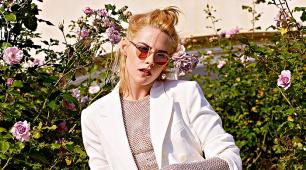 LEGENDADO: Kristen Stewart é capa da Entertainment Weekly de novembro